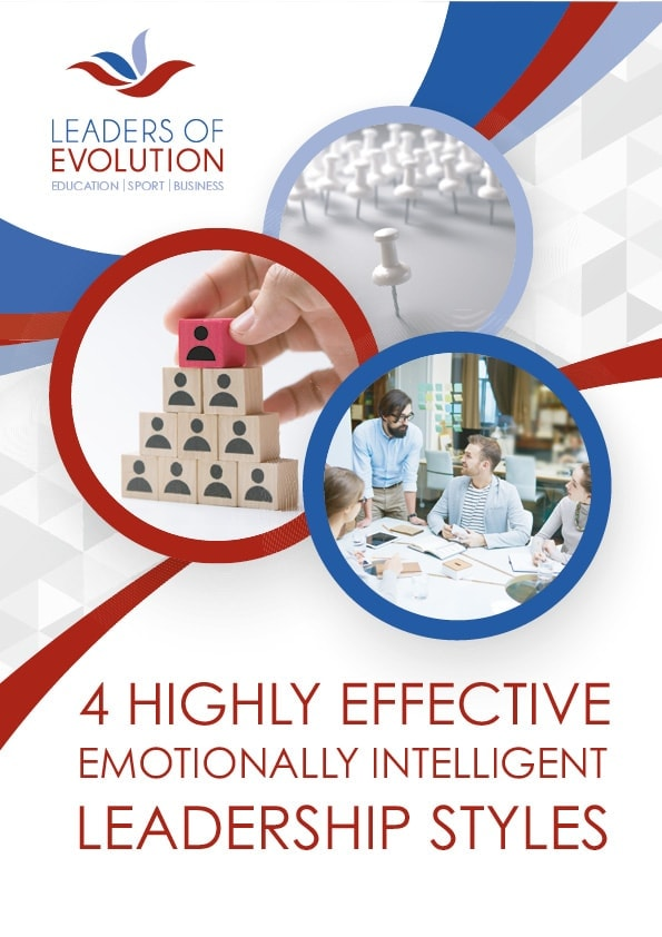 Effective leadership Styles, Leaders of Evolution
